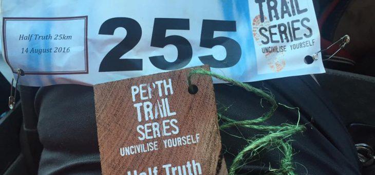 Perth Trail Series: Half Truth 25km